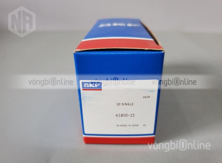 Vòng bi 61800-2Z chính hãng SKF - Vòng bi Online