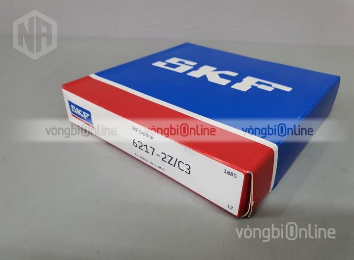 Vòng bi 6217-2Z/C3 chính hãng SKF - Vòng bi Online