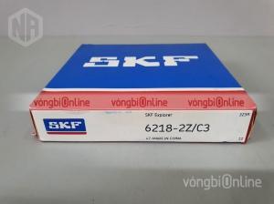 Vòng bi SKF 6218-2Z/C3