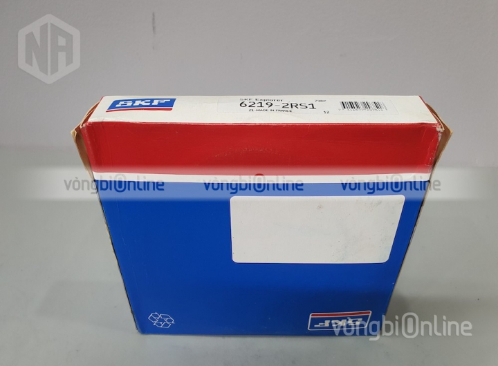 Vòng bi 6219-2RS1 chính hãng SKF - Vòng bi Online