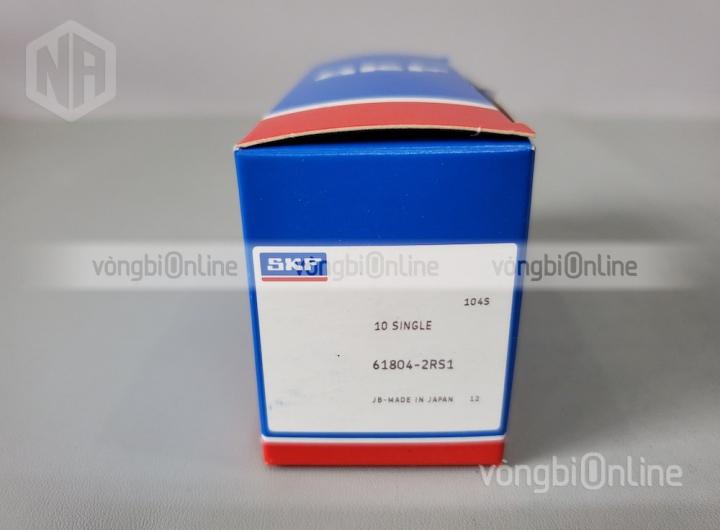 Vòng bi 61804-2RS1 chính hãng SKF - Vòng bi Online