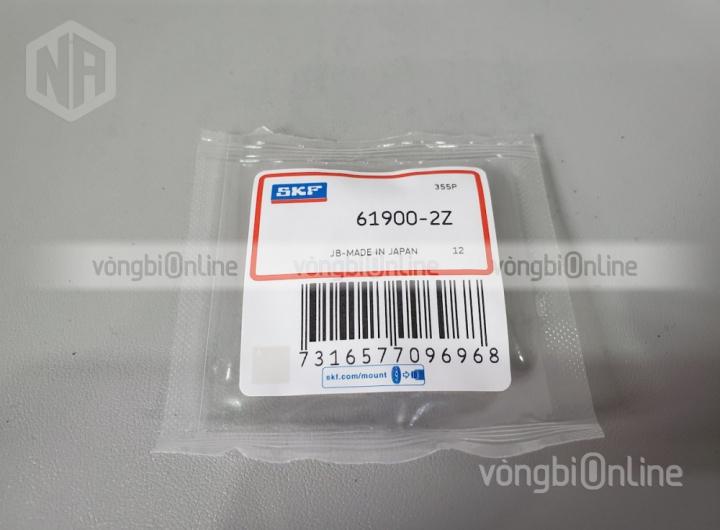 Vòng bi 61900-2Z chính hãng SKF - Vòng bi Online