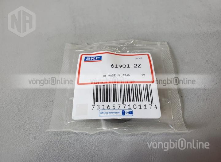 Vòng bi 61901-2Z chính hãng SKF - Vòng bi Online