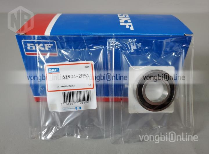 Vòng bi 61904-2RS1 chính hãng SKF - Vòng bi Online
