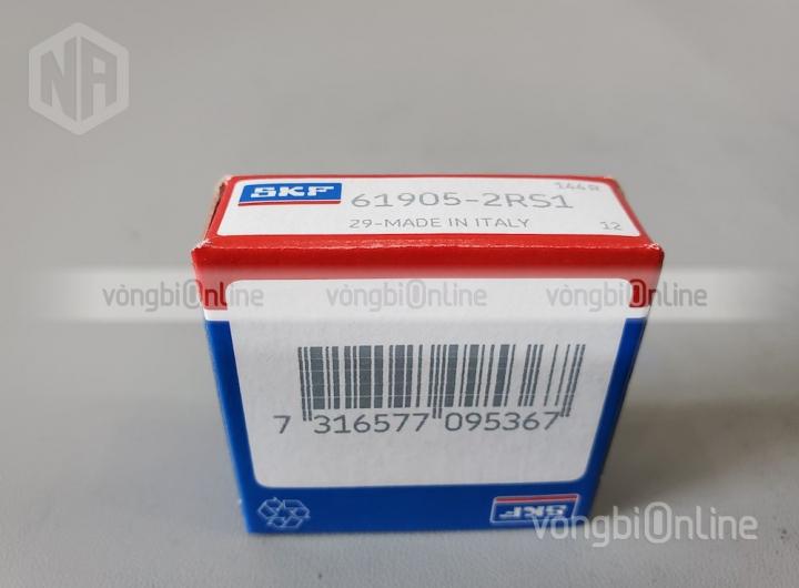 Vòng bi 61905-2RS1 chính hãng SKF - Vòng bi Online