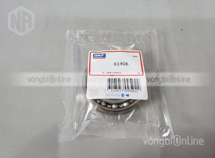 Vòng bi 61906 chính hãng SKF - Vòng bi Online