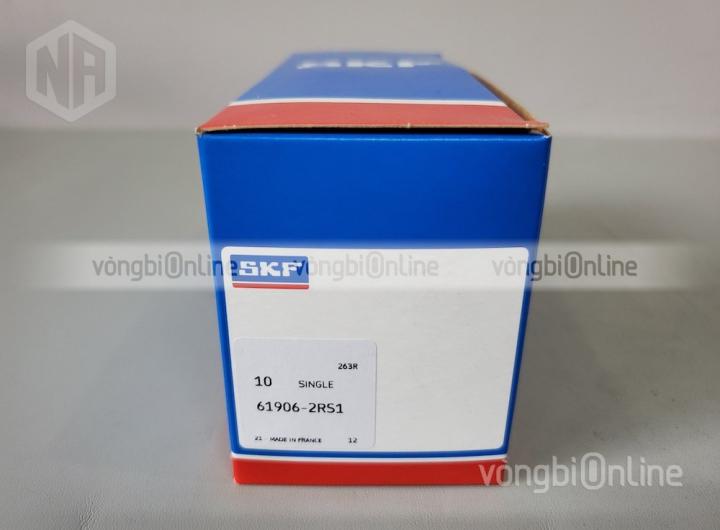 Vòng bi 61906-2RS1 chính hãng SKF - Vòng bi Online