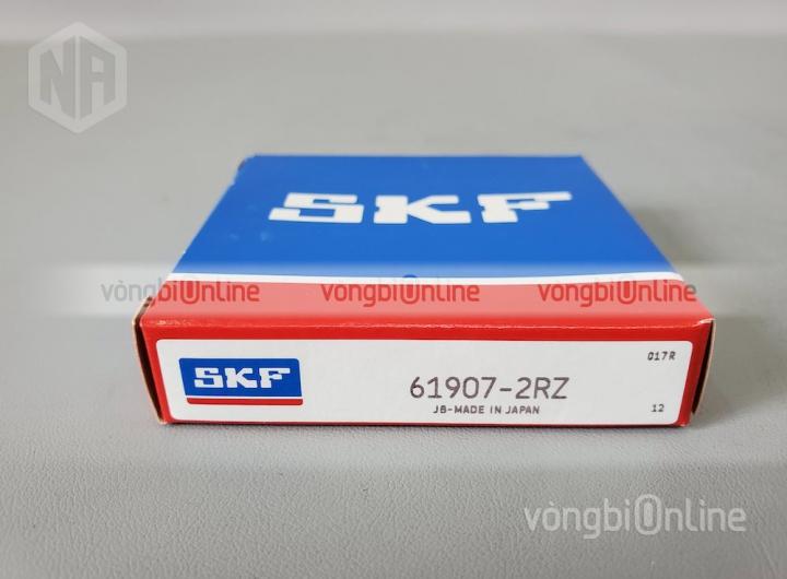 Vòng bi SKF 61907-2RZ chính hãng