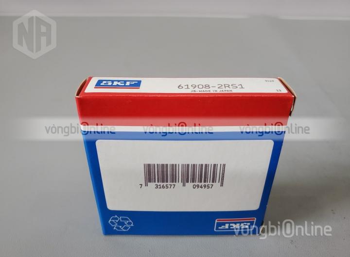 Vòng bi 61908-2RS1 chính hãng SKF - Vòng bi Online