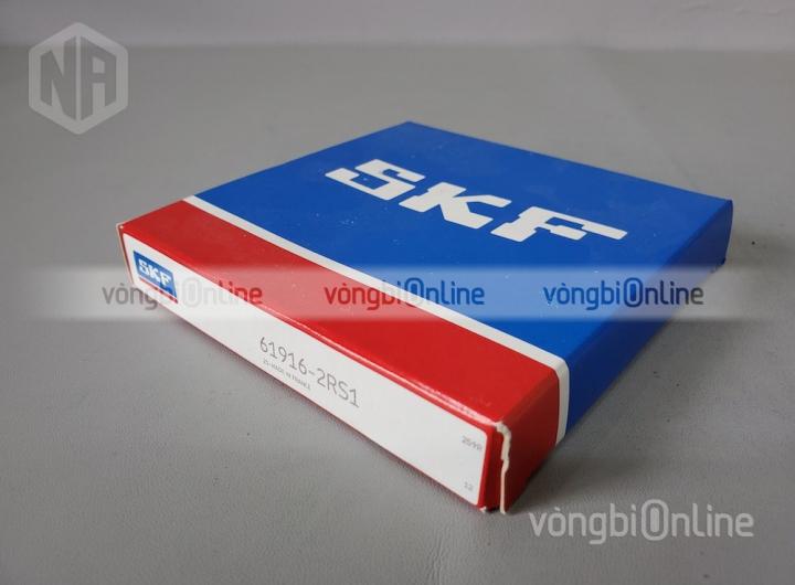 Vòng bi 61916-2RS1 chính hãng SK