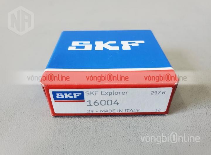 Vòng bi 16004 chính hãng SKF - Vòng bi Online