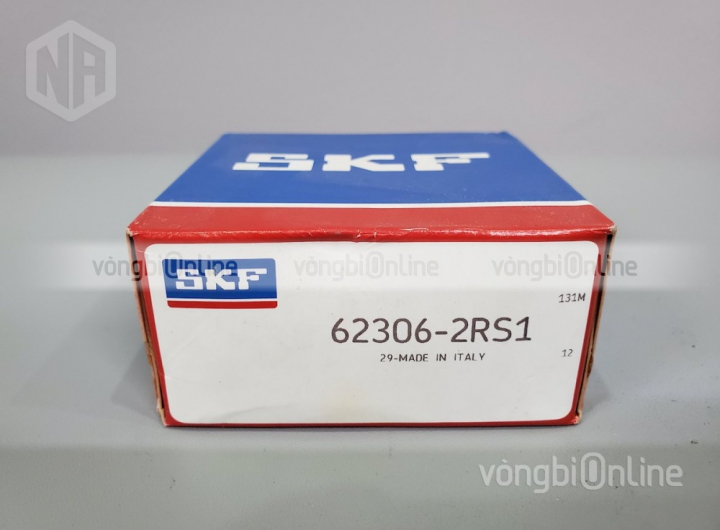 Vòng bi 62306-2RS1 chính hãng SKF - Vòng bi Online