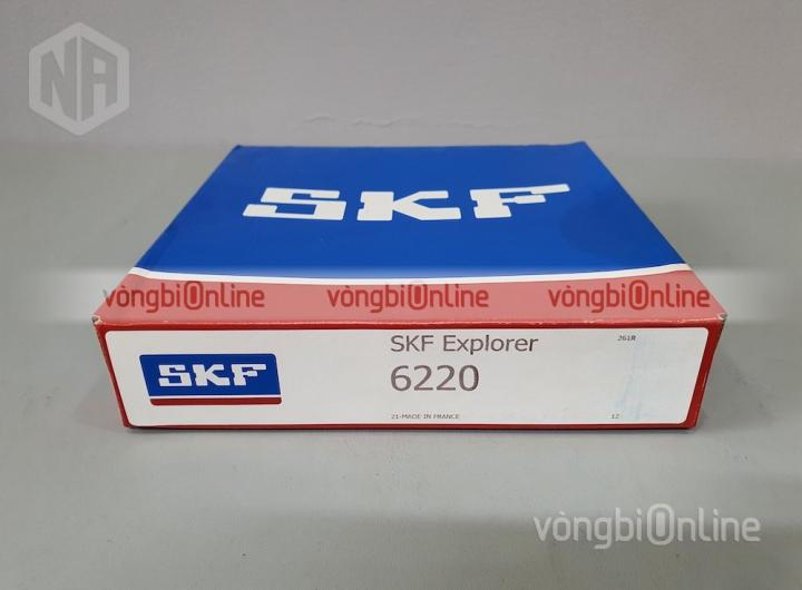 Vòng bi 6220 chính hãng SKF - Vòng bi Online
