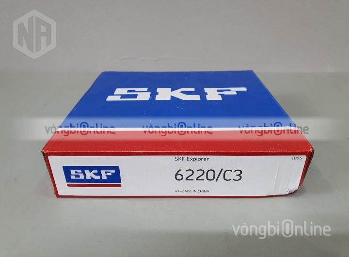 Vòng bi 6220/C3 chính hãng SKF - Vòng bi Online