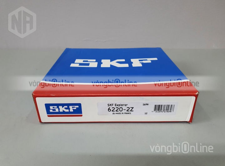 Vòng bi 6220-2Z chính hãng SKF - Vòng bi Online