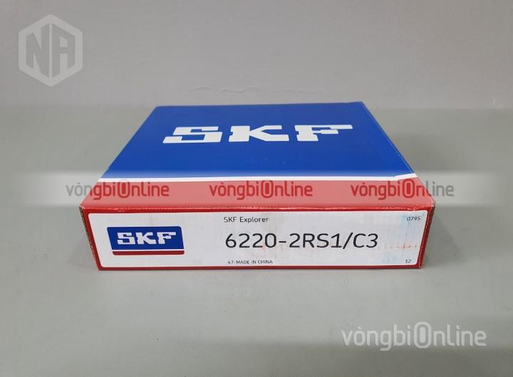 Vòng bi 6220-2RS1/C3 chính hãng SKF - Vòng bi Online