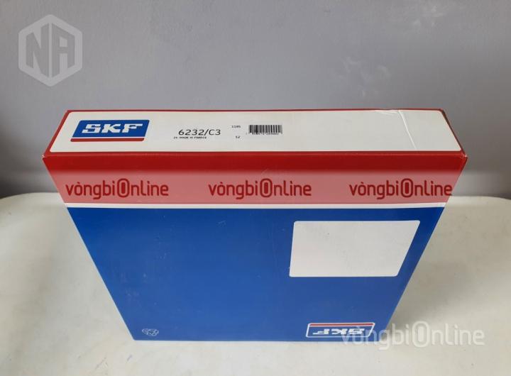 Vòng bi 6232/C3 chính hãng SKF - Vòng bi Online