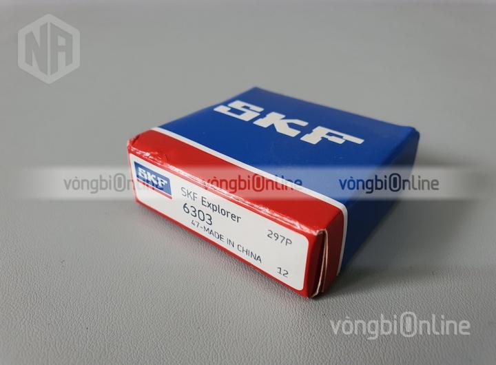 Vòng bi 6303 chính hãng SKF - Vòng bi Online