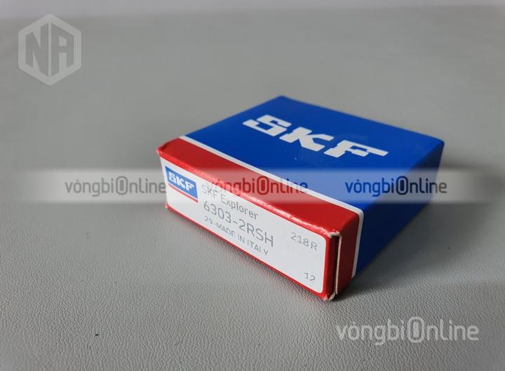 Vòng bi 6303-2RSH chính hãng SKF - Vòng bi Online