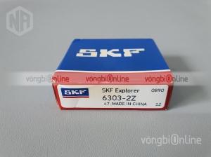 Vòng bi SKF 6303-2Z