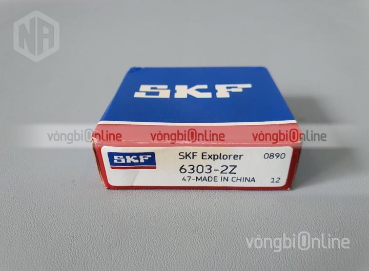 Vòng bi 6303-2Z chính hãng SKF - Vòng bi Online