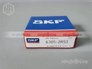Vòng bi SKF 6305-2RS1