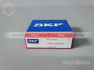 Vòng bi SKF 6305-2RS1/C3