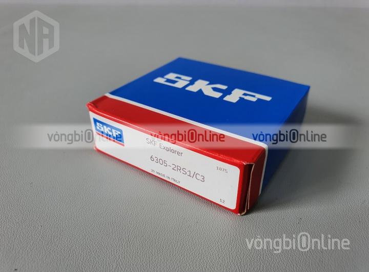 Vòng bi 6305-2RS1/C3 chính hãng SKF - Vòng bi Online