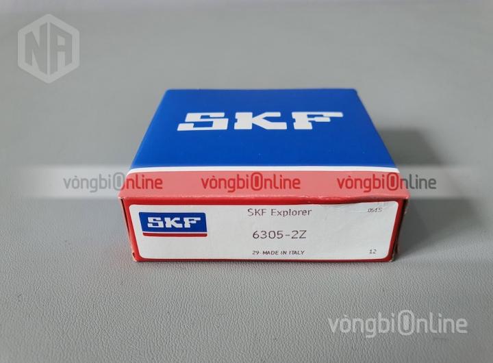 Vòng bi 6305-2Z chính hãng SKF - Vòng bi Online