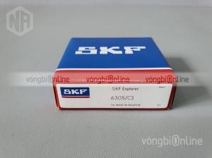 Vòng bi SKF 6305/C3