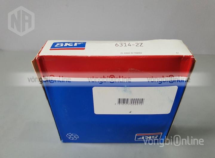 Vòng bi 6314-2Z chính hãng SKF - Vòng bi Online