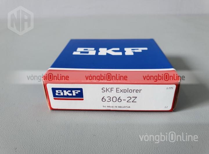 Vòng bi 6306-2Z chính hãng SKF - Vòng bi Online