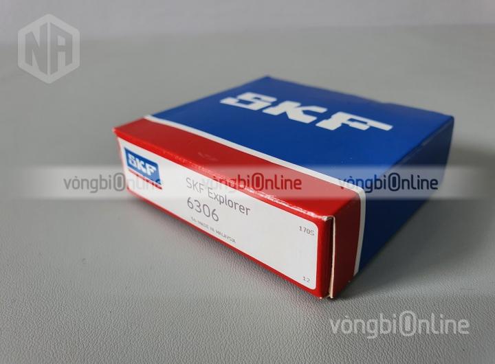 Vòng bi 6306 chính hãng SKF - Vòng bi Online