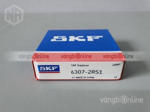 Vòng bi SKF 6307-2RS1