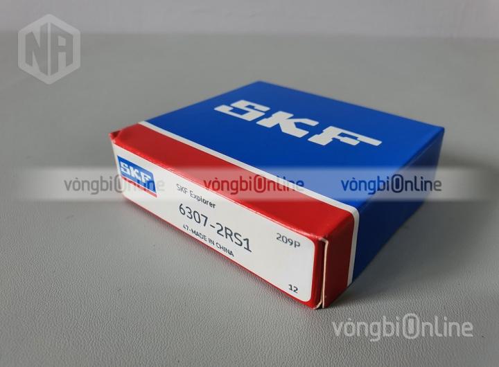 Vòng bi 6307-2RS1 chính hãng SKF - Vòng bi Online
