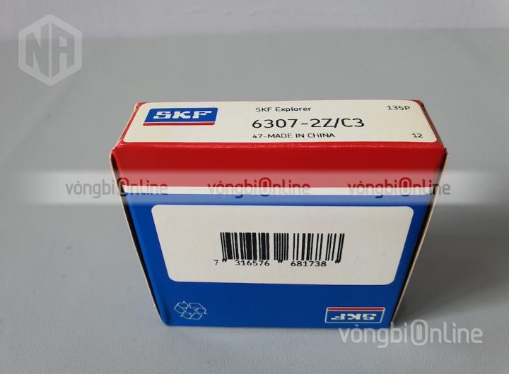 Vòng bi 6307-2Z/C3 chính hãng SKF - Vòng bi Online