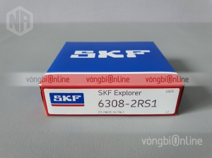 Vòng bi SKF 6308-2RS1