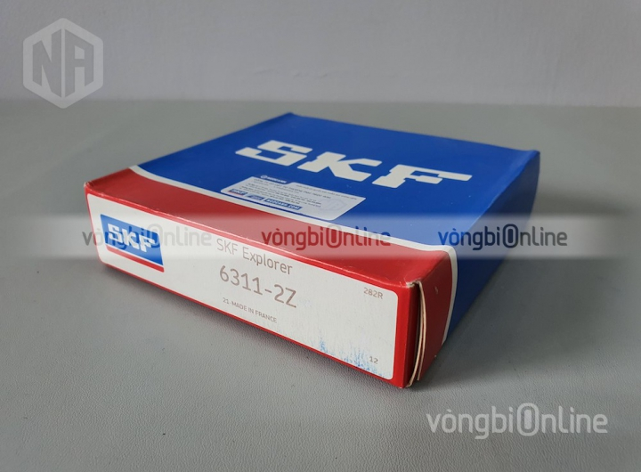 Vòng bi 6311-2Z chính hãng SKF - Vòng bi Online