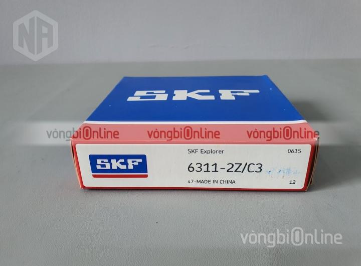 Vòng bi 6311-2Z/C3 chính hãng SKF - Vòng bi Online