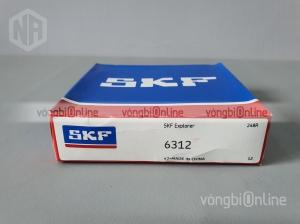 Vòng bi SKF 6312