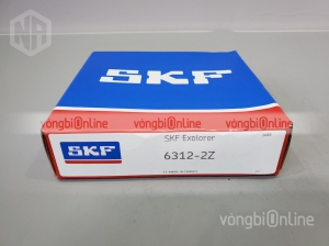 Vòng bi SKF 6312-2Z