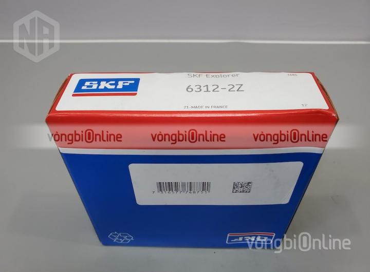 Vòng bi 6312-2Z chính hãng SKF - Vòng bi Online