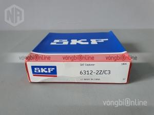 Vòng bi SKF 6312-2Z/C3