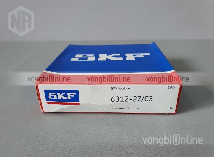 Vòng bi 6312-2Z/C3 chính hãng SKF - Vòng bi Online