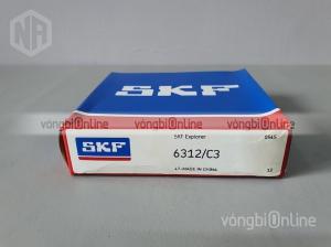 Vòng bi SKF 6312/C3