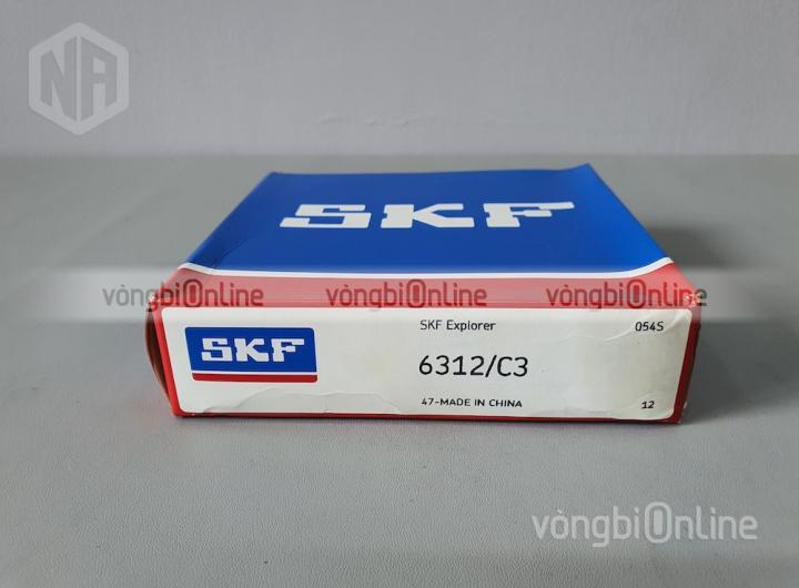 Vòng bi 6312/C3 chính hãng SKF - Vòng bi Online