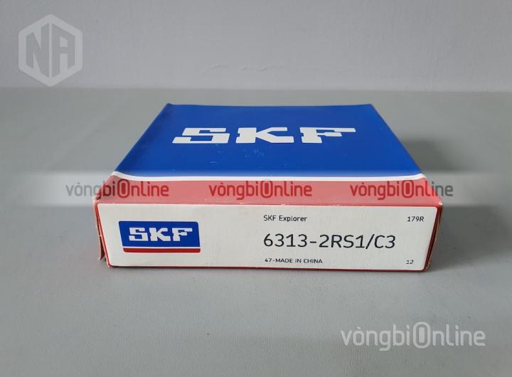 Vòng bi 6313-2RS1/C3 chính hãng SKF - Vòng bi Online