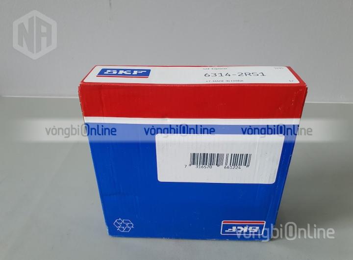 Vòng bi 6314-2RS1 chính hãng SKF - Vòng bi Online