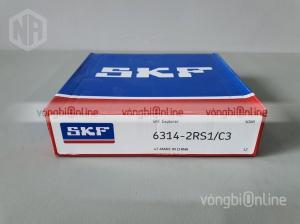 Vòng bi SKF 6314-2RS1/C3