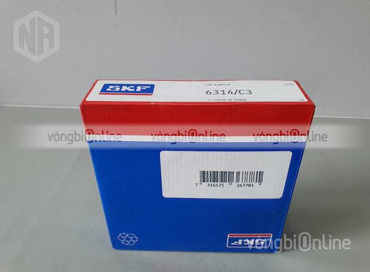 Vòng bi 6314/C3 chính hãng SKF - Vòng bi Online